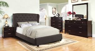 Bedroom Furniture Sets Pottery Barn Bedroom Using Tremendous Wingback Bed For Chic Bedroom Furniture