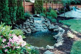 Pictures Of Backyard Ponds by Backyard Ponds Waterfalls U0026 Poolscapes Archives Kito Nursery Ny