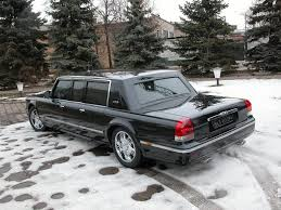best limos in the world rare rides a luxurious limo built to please putin