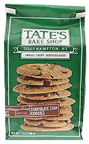 tate s bake shop chocolate chip cookies 7 oz