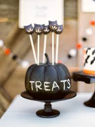 Halloween Themed Cake Pops by Pumpkin Decorating Party For Kids Project Nursery