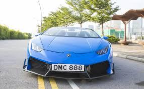 Lamborghini Huracan Dmc - dmc u0027s 1088 hp lamborghini huracan spyder is diabolical autoevolution