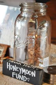 jar decorations for weddings honeymoon fund jar this jar is at hobby lobby me