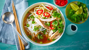 pho cuisine cooker chicken pho recipe food