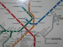 Mbta Map Subway by Boston U0027s Green Line Subway Turns 115 O Gauge Railroading On Line