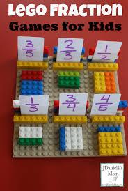 fraction games for kids