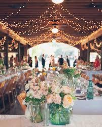 Wedding Reception Decorations Lights Breathtaking Wedding Reception Décor Ideas With String Lights