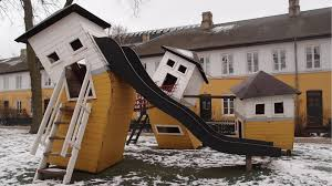 weird house monstrous playgrounds rbn