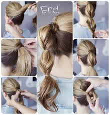 hairstyles for back to school for long hair 16 simple and chic ponytail hairstyles pretty designs