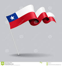 Pin Flags Chile Flag Pin On Map Stock Image Cartoondealer Com 67760329
