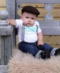 baby boy black chevron suspenders and mint bow tie noah s
