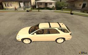 lexus rx300 repair manual download lexus rx 300 for gta san andreas