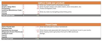 amazon fba profit calculator know your profits jungle scout