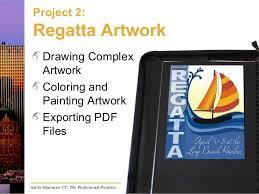 illustrator regatta artwork