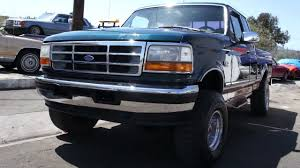 Classic Ford Truck For Sale Canada - 1994 ford f 150 eddie bauer xlt youtube