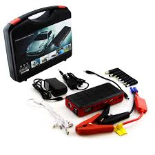 portable jump starter for cars motorcycles 12000mah external