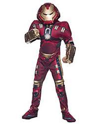 Iron Man Halloween Costume Toddler Avengers Costumes Kids U0026 Adults Halloween Costumes