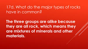 Types Of Rocks 2 2 Guided Reading Classifying Rocks Ppt Download
