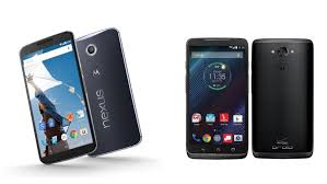 motorola android motorola droid turbo vs nexus 6 android shootout news