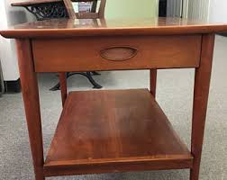 drexel coffee table drexel end table etsy
