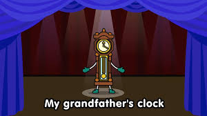 Grandfather Clock Song My Grandfather U0027s Clock Free Android Apps On Google Play