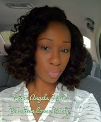 short loose wave hairstyle short brazilian loose wave best short hair styles