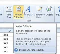 how do you add page numbers in excel 2010 solve your tech
