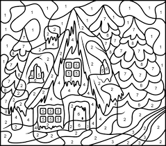 printable complex coloring pages christmas free download coloring