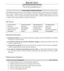 Good Customer Service Skills Resume Good Customer Service Skills Resume Free Resume Example And