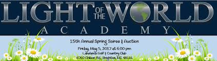 Light Of The World Academy Lotwa Spring Soiree Powered By Gesture