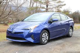 toyota 2016 2016 toyota prius gas mileage review of 50 mpg plus hybrid