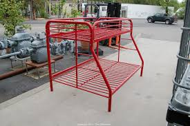 Steel Frame Bunk Beds by The Difference Auction Miller Estate U0026 More Of Grandpa U0027s Barn
