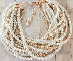 chunky statement chain necklace images Best 25 bridal statement necklaces ideas statement jpg