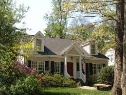 cape cod farmhouse exterior traditional with foundation plantings
