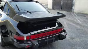 porsche 930 modified 1985 porsche 930 turbo youtube