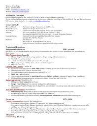 Resume Sample Junior Software Engineer by Vba Programmer Sample Resume Special Needs Assistant Sample Resume