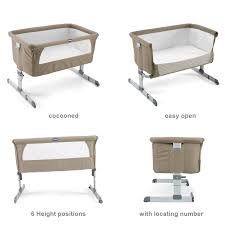 Baby Crib Next To Bed Chicco Next 2 Me Crib Dove Grey Buy At Online4baby