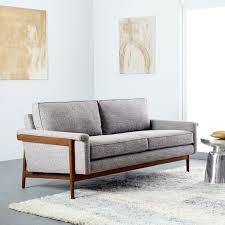 Sofa Wood Frame Leon Wood Frame Loveseat 68