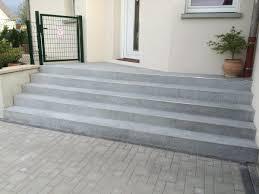 bloc marche escalier exterieur pose de bloc marches en alsace as pavages