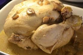 cuisiner un poulet entier poulet entier moutarde recette cookeo