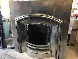period arch cast iron insert fireplace in edinburgh gumtree