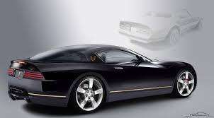 2014 Pontiac Trans Am 2011 Pontiac Firebird Trans Am Concept Amcarguide Com American