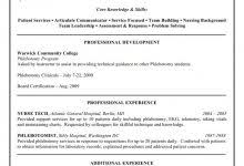 Phlebotomy Resume All About Resume Example For Your Jobs Search U2013 Resume Example