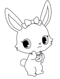 jewelpet 3 cartoons u2013 printable coloring pages
