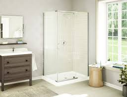 Bathroom Shower Stall Kits Shower Stalls Kits From Acrylic Useful Reviews Of Shower Stalls
