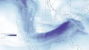 Jet Stream Map Jetstream Das Wetter Schlägt Wellen Spektrum Der Wissenschaft