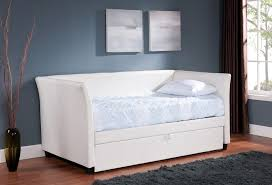 bed daybed with trundle uk light wood trundle bed antique white