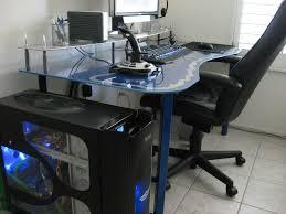 Best Computer Desk Setup Best L Desk For Gaming Shaped Desks Good Setup Computer Photos Hd