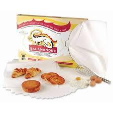 papier sulfuris cuisine rame de 250 feuilles de papier cuisson salamandre 40x60 cm autre