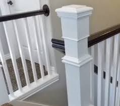 Stairwell Banister Remodelaholic Stairs